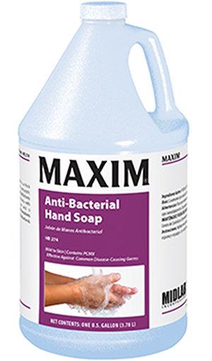 MAXIM Anti-Bacterial Hand Soap