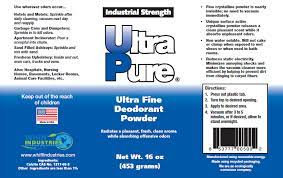 ULTRA PURE ® Carpet and Room Deodorizer - 16 oz. Size