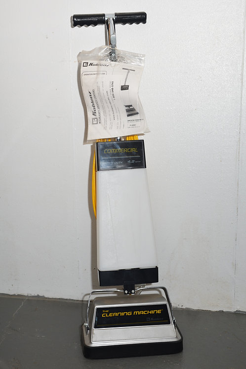 KOBLENZ The Cleaning Machine P-4000 Commercial Grade Floor Machine