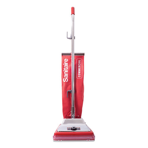 Electrolux Sanitaire Commercial Vacuum with Vibra-Groomer Ii, 16lb