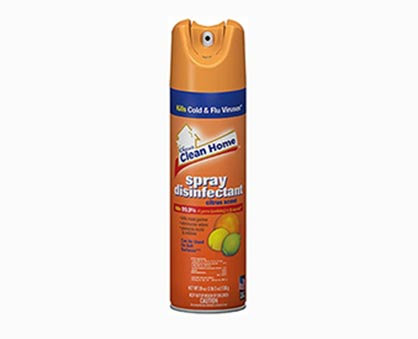 Chases's Clean Home Spray Disinfectant(CASE) - CITRUS