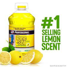 Pine-Sol Professional 144 oz. Lemon Fresh Multi-Surface Cleaner