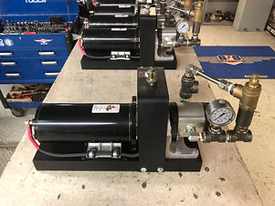 S&S MAGNETO TRANSFER PUMPS
