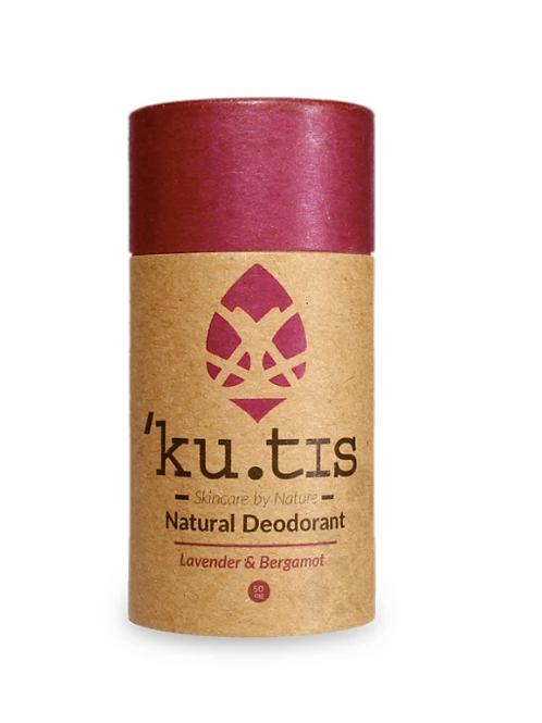 Natural Deodorant Lavender & Bergamot