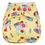 Thumbnail: Pannolini di stoffa riutilizzabili - Taglia unica