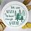 Thumbnail: Copri piatti lavabile (Taglia L) - Natura
