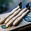 Thumbnail: Spazzolini in bambù e sbiancanti