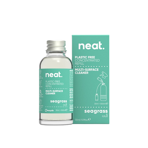 Multi surface cleaner - Seagrass & Lotus   Neat cleaning products