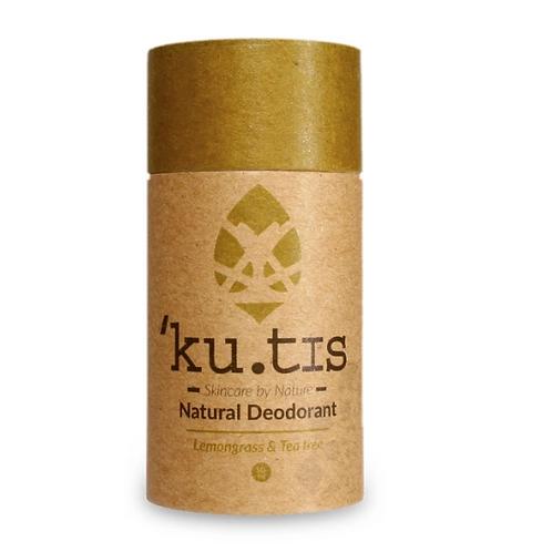 Natural Deodorant Lemongrass & Tea Tree