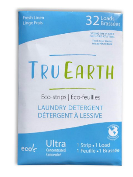 Strisce bucato lavatrice - Tru Earth