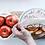 Thumbnail: Copri piatti lavabile (Taglia S) - Ananas