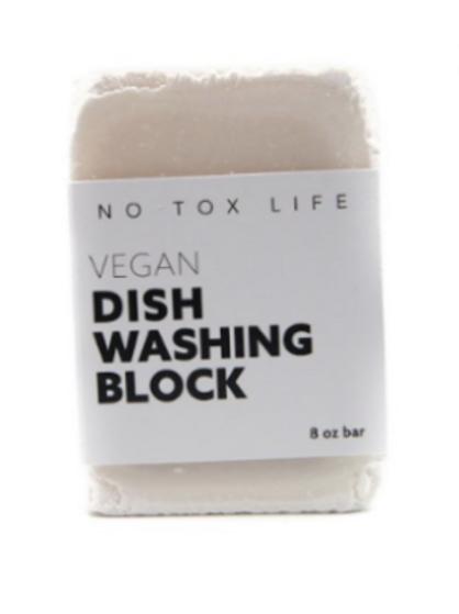 Blocco di sapone naturale per piatti