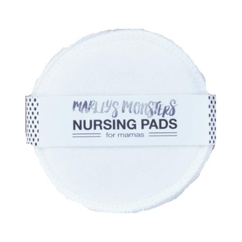 Marley Monsters Cotton Nursing Pads