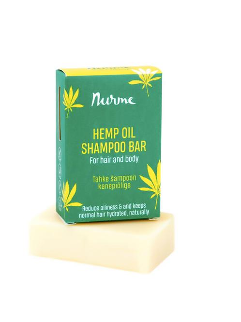 Hemp Shampoo Bar oily hair