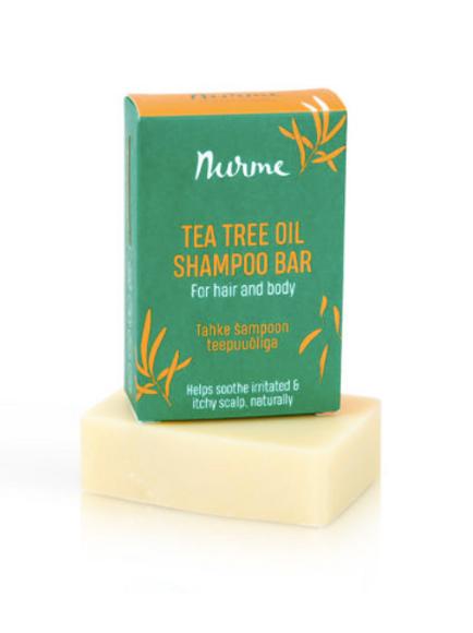 Tea Tree solid shampoo