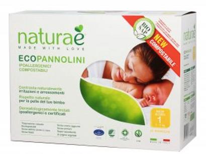 Eco Pannolini Compostabili Vegetali