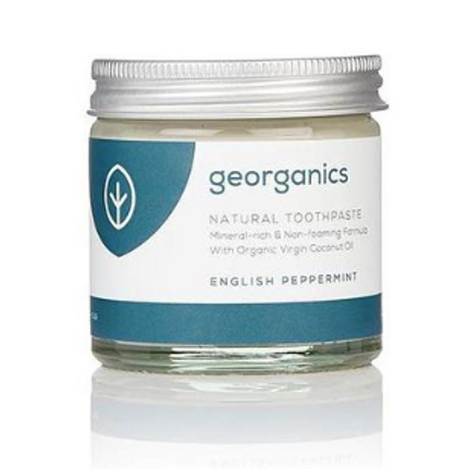 Natural Toothpaste - English peppermint