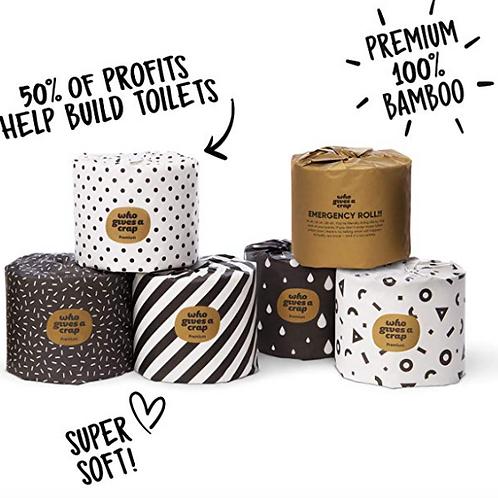 eco-friendly toilet paper