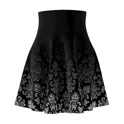 Happy Haunts Skirt - Black