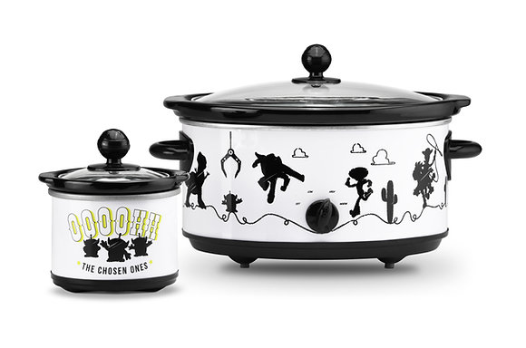 Toy Story 5-Quart Slow Cooker With 20 Ounce Dipper