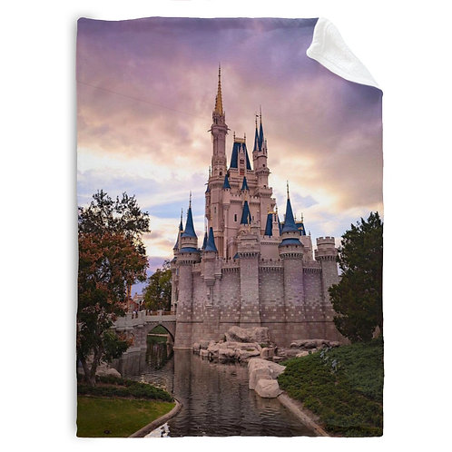 Castle Extra Plush Blanket