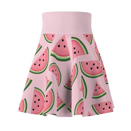 Watermelon Skirt - Pink