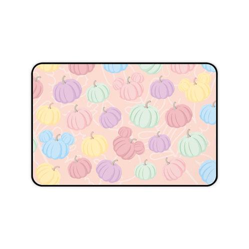 Pumpkin Patch Desk Mat