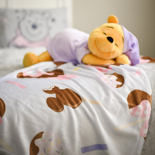 Couture Candy Plush Blanket