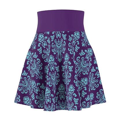 Happy Haunts Skirt - Purple