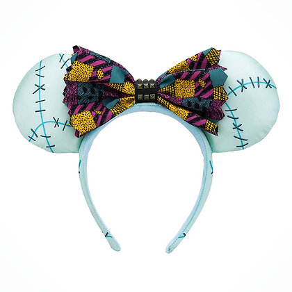 Nightmare Before Christmas Sally Ear Headband