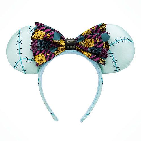 Nightmare Before Christmas Sally Ear Headband