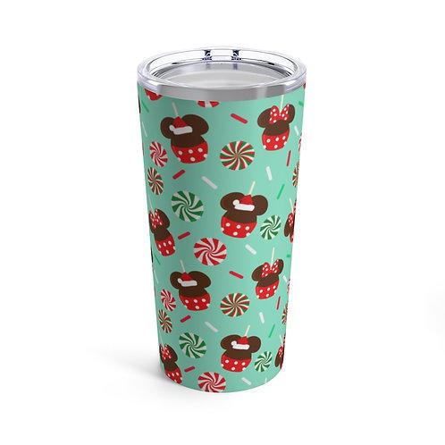 Christmas Candy 20oz Tumbler - Green