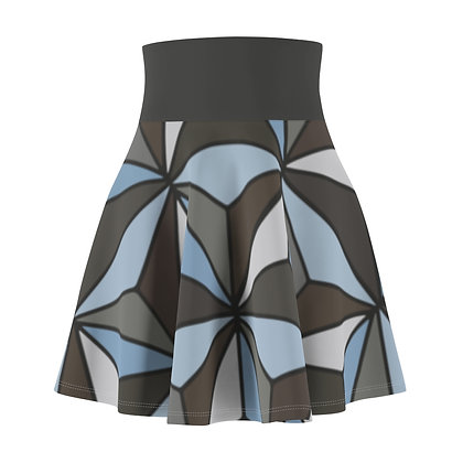 Imagination Skirt - Silver