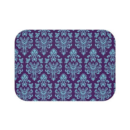 Happy Haunts Floor Mat - Purple