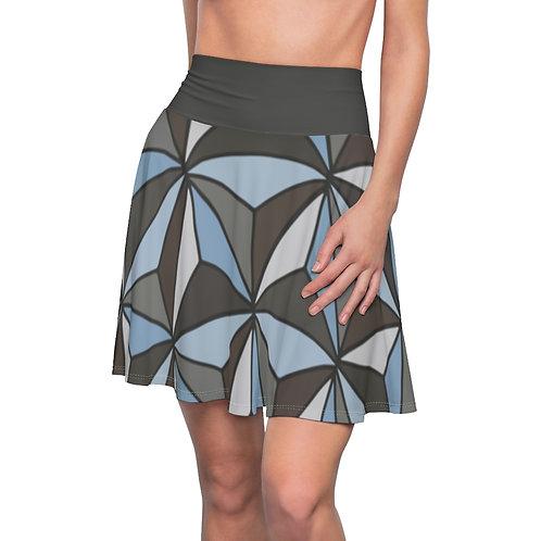 Imagination Skirt - Silver