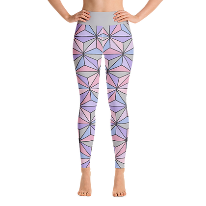 Imagination Women's Leggings - Purple