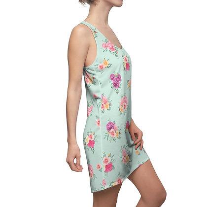 Flower & Garden Racerback Dress