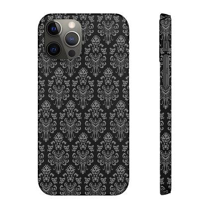 Happy Haunts Phone Cases - Black