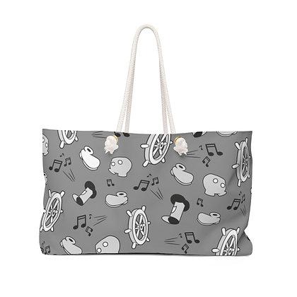 Steamboat Weekender Bag - Classic Gray