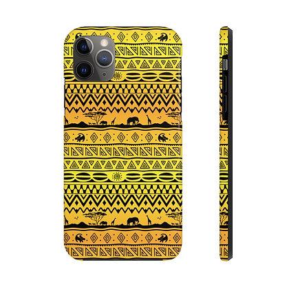 Asante Sana Tough iPhone Case - Sunrise