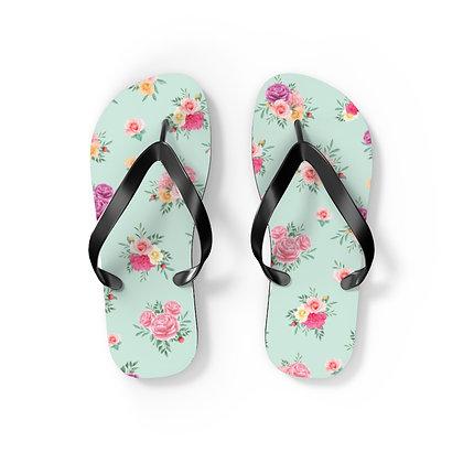 Flower & Garden Flip Flops