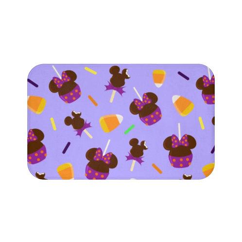 Trick or Treats Floor Mat - Purple