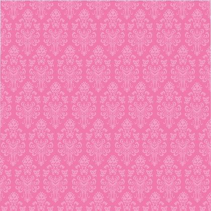 Happy Haunts Duvet Cover - Dark Pink