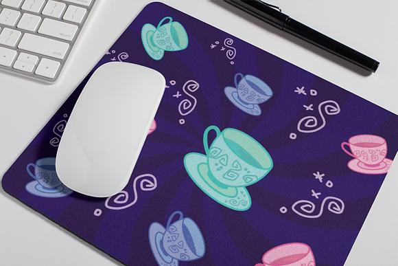 Wonderland Mouse Pad