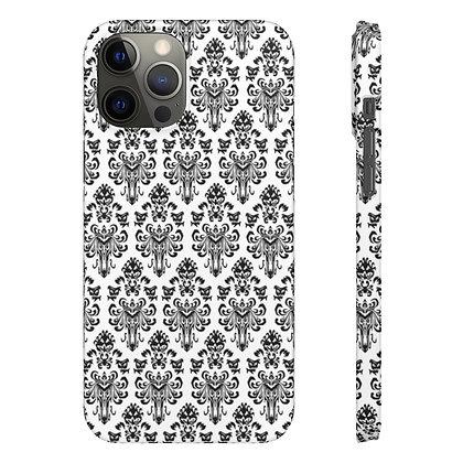 Happy Haunts Phone Case  - White