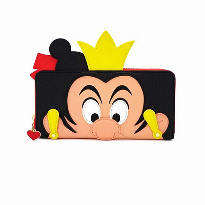 Loungefly Queen of Hearts Wallet