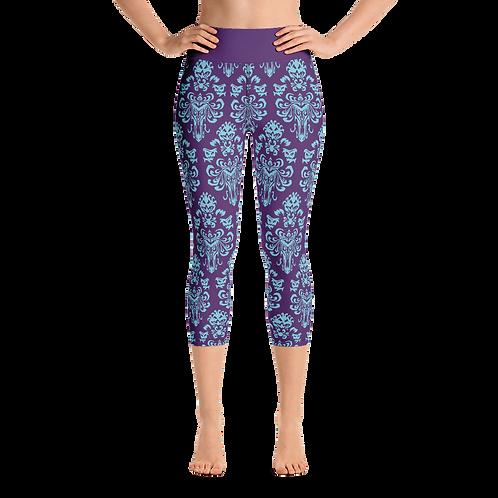 Happy Haunts Yoga Capris