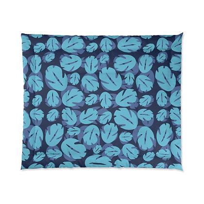 Ohana Comforter - Blue