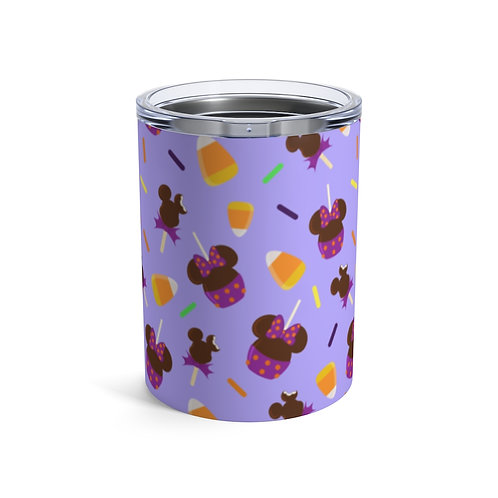 Trick or Treats 10oz Tumbler - Purple