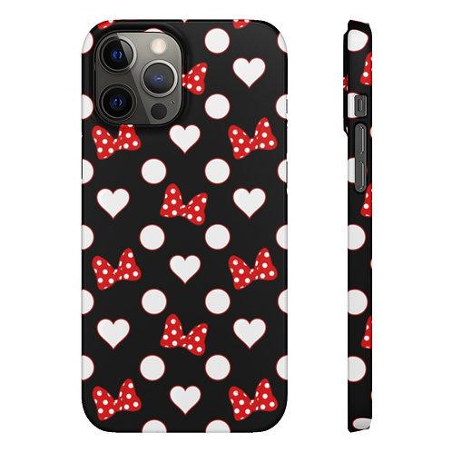 Rock Your Dots Phone Case - Black